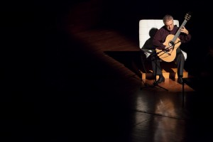Actuació del quartet musical 'Barcelona 4 guitars'