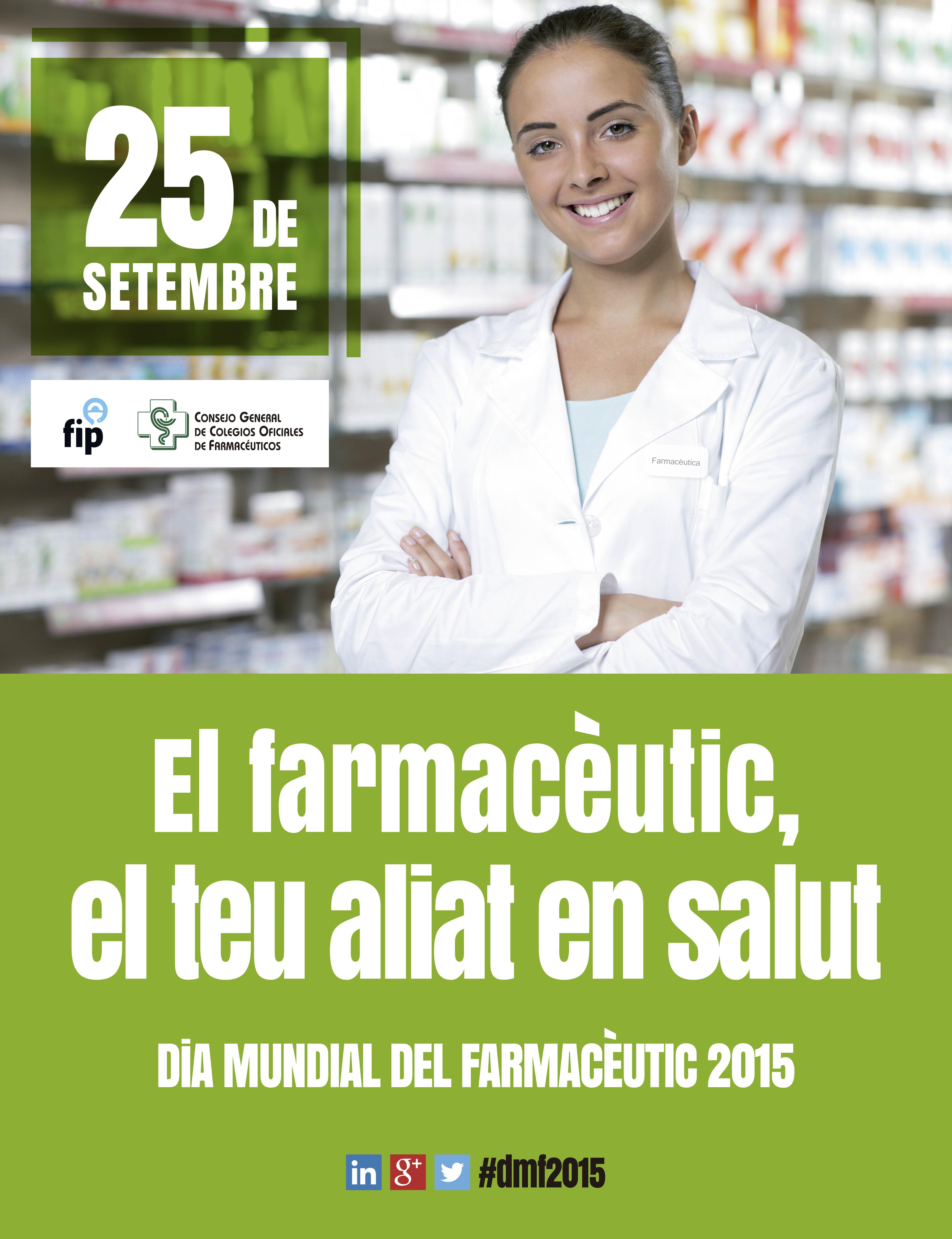 Dia Mundial Farmacèutic 2015