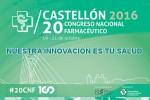 Cartell del 20 Congrés Nacional Farmacèutic