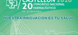 Congrés Nacional Farmacèutic: avanç del programa disponible