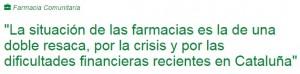 L'entrevista d'IM Farmacias a Jordi de Dalmases, president del Col·legi