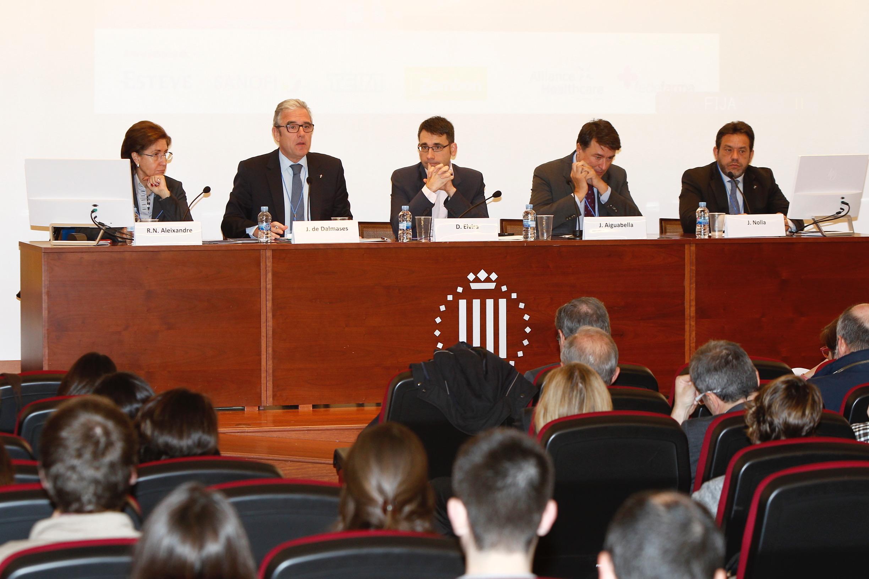 Segona Jornada del Consell de Farmacèutics de Catalunya