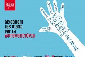 Dia Mundial de la Sida: les farmàcies faciliten la prevenció precoç del VIH