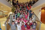 Il·lusió i somriures a la festa infantil del COFB