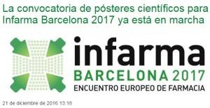 La convocatòria de pòsters científics a IMFarmacias