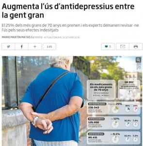 Notícia del diari ARA sobre la problemàtica