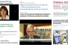Copagament, Infarma i formació, temes més destacats als mitjans de comunicació al gener