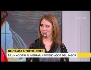 Anna Bach a Els Matins de TV3
