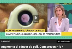 Núria Bosch a Els Matins de TV3