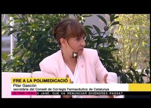La polimedicació a TV3
