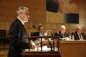 El president del COF de Barcelona, Jordi de Dalmases, ingressa a la Reial Acadèmia de Farmàcia de Catalunya