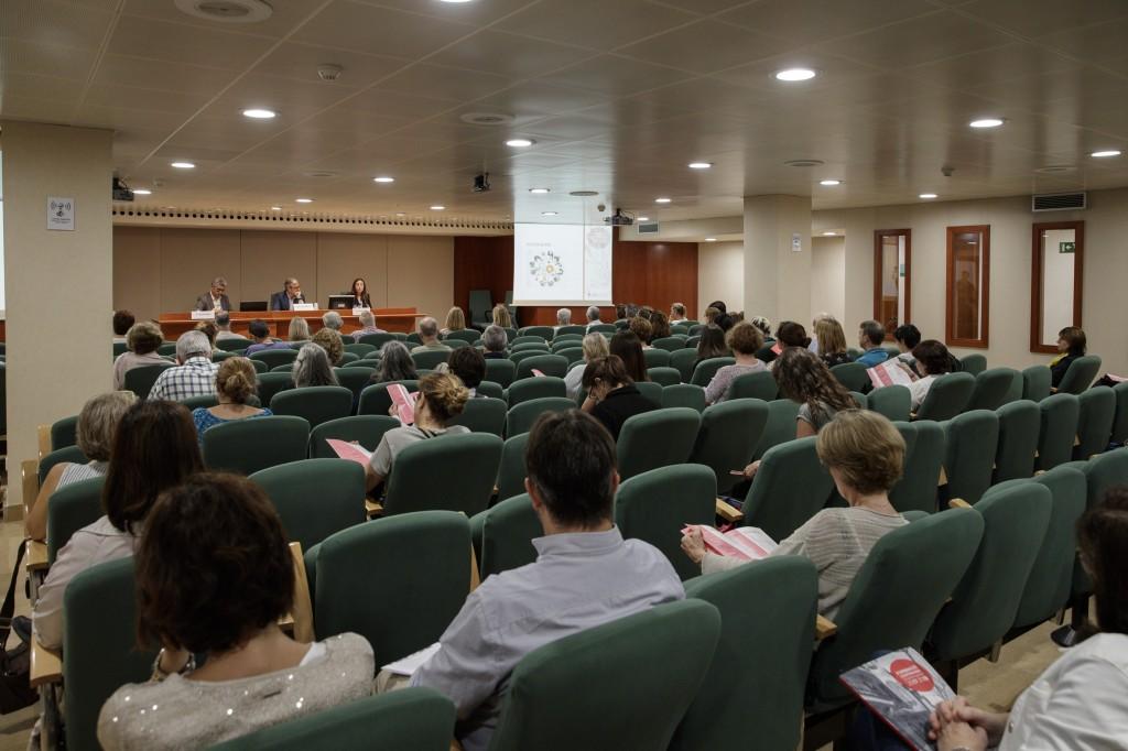 Imatge de la presentació del Programa de Formació Continuada 2017-2018.