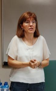 Roser Vallès, vocal d'Atenció Primària del COFB.