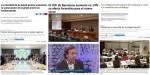 Mitjans d'octubre: Campanya de vacunació antigripal i la formació farmacèutica del COFB, com a temés més destacats