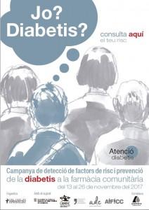 Campanya #AtencióDiabetis