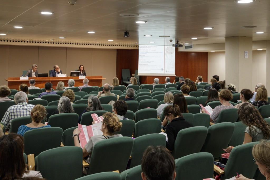 """Presentació de la conferència """"Barcelona Brain Health Initiative: Estils de vida i salut cerebral"""""""