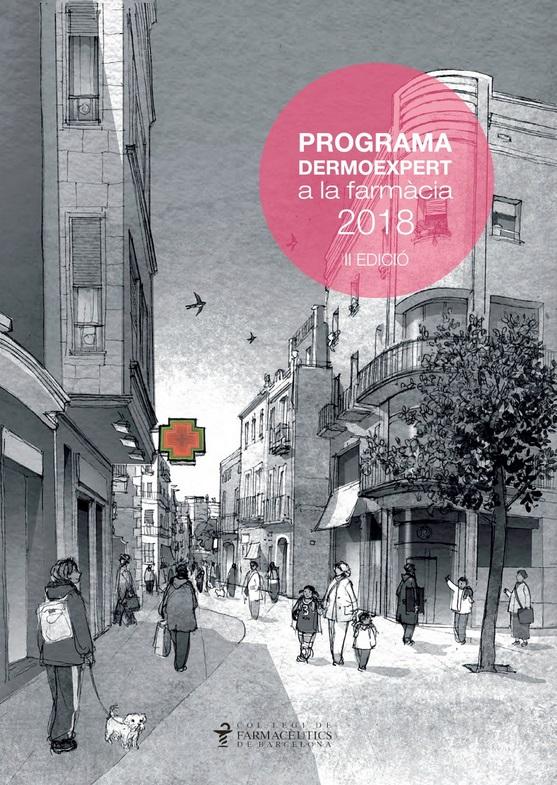 Pots consultar aquí el contingut de la segona edició del Programa Dermoexpert.