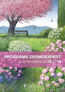 Programa Dermoexpert a la farmàcia 2018-2019