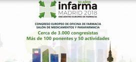Infarma 2018: Cites imprescindibles i novetats