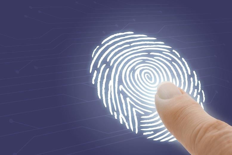 Registre de dades i empremta digital