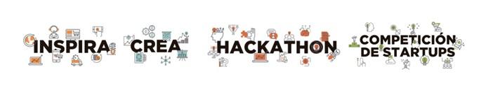 Inspira - Crea - Hackathon - Competición de startups