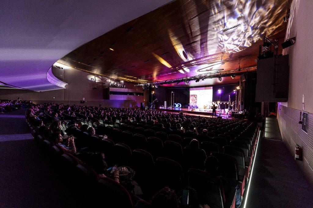 1.500 persones van omplir el Palau de Congressos de la Fira de Barcelona amb motiu del Diabetes Experience Day.