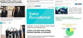 Març: Infarma Madrid 2018, guia de salut bucodental i Plenufar 6, temes destacats als mitjans de comunicació