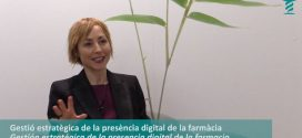"""""""La farmàcia ha de tenir presència digital, però amb estratègia"""". Paula Fernández-Ochoa al Fòrum MGOF [Vídeo entrevista]"""
