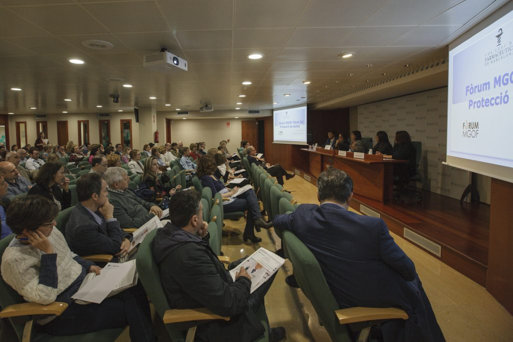 El Fòrum MGOF sobre el nou reglament europeu de protecció de dades es va seguir amb un gran interès.