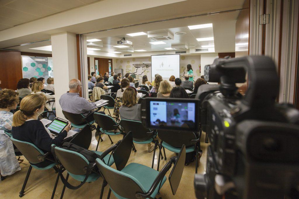 La taula rodona al voltant de l'anticoagulació va generar molt interès i debat entre els assistents.