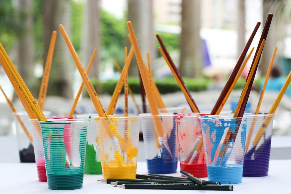 És la primera vegada que la Comissió intercol·legial de sèniors organitza un concurs de dibuix i pintura.