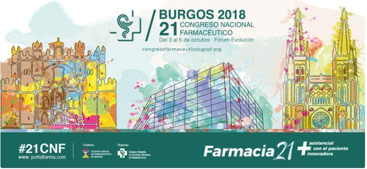 Cartell 21 Congreso Nacional Farmacéutico