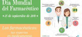 Els farmacèutics destaquen en el seu Dia Mundial el paper com a experts del medicament
