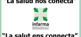"""""""La salut ens connecta"""", lema d'Infarma Barcelona 2019"""