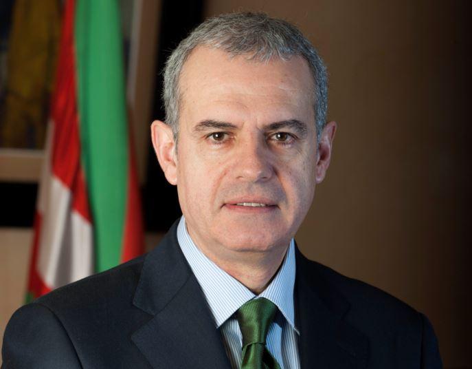 Iñaki Betolaza, director de Farmacia del Departament de Salut del Govern Basc.