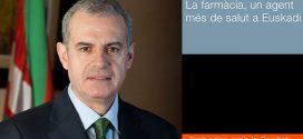 """Experiències d'èxit a la farmàcia basca. En parlarem a una nova edició de """"Trobades amb la Sanitat"""""""