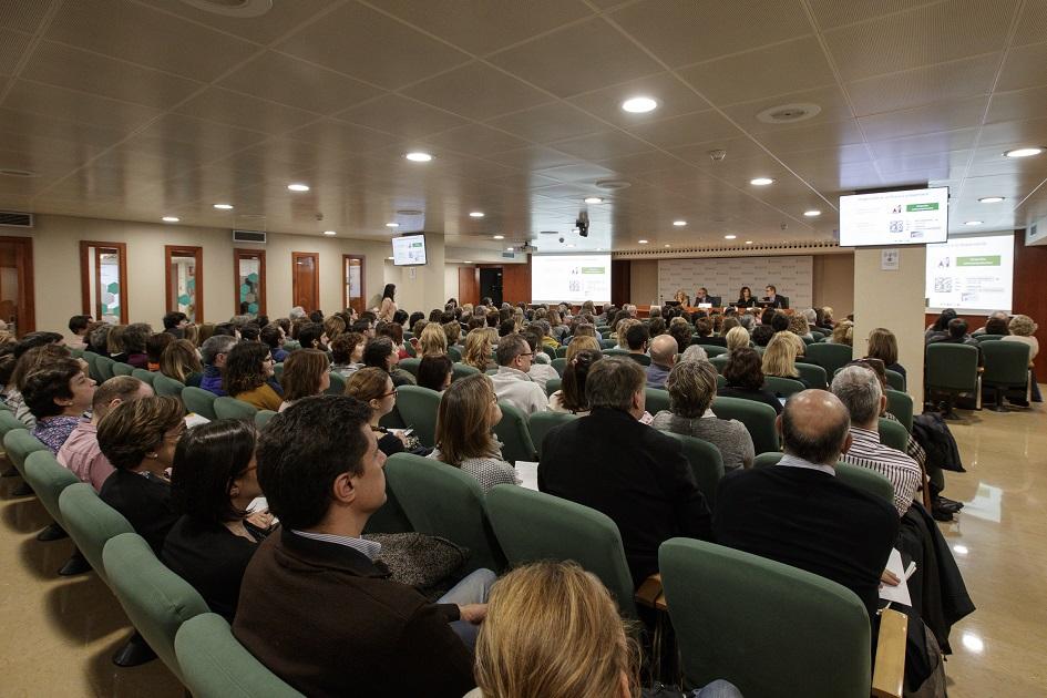 La sessió informativa va comptar amb una altíssima assistència.
