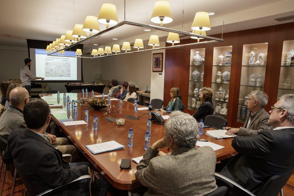 Els membres del tribunal de beques van felicitar els investigadors pel seu rigor i professionalitat.