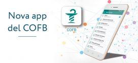 L'app del COFB es renova