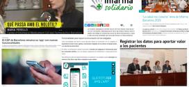 Novembre: efectes secundaris del metamizol, Infarma i l'app del COFB, temes més destacats als mitjans