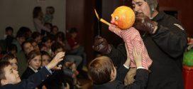 La Festa Infantil omple el Col·legi de l'esperit del Petit Príncep