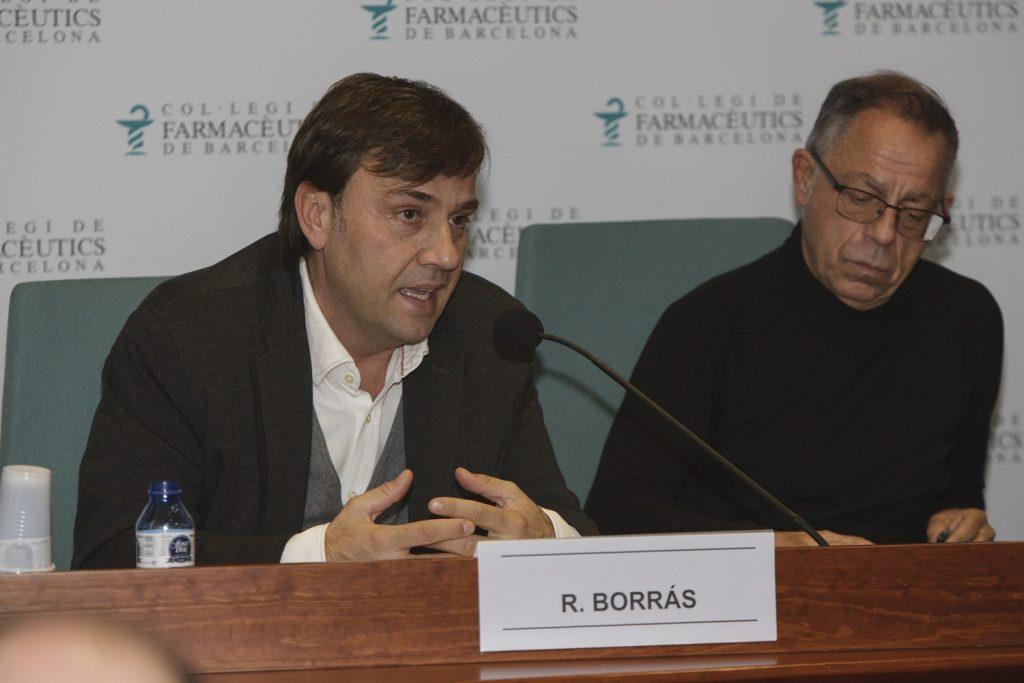 Rafael Borràs, director de Relacions Institucionals de Teva.