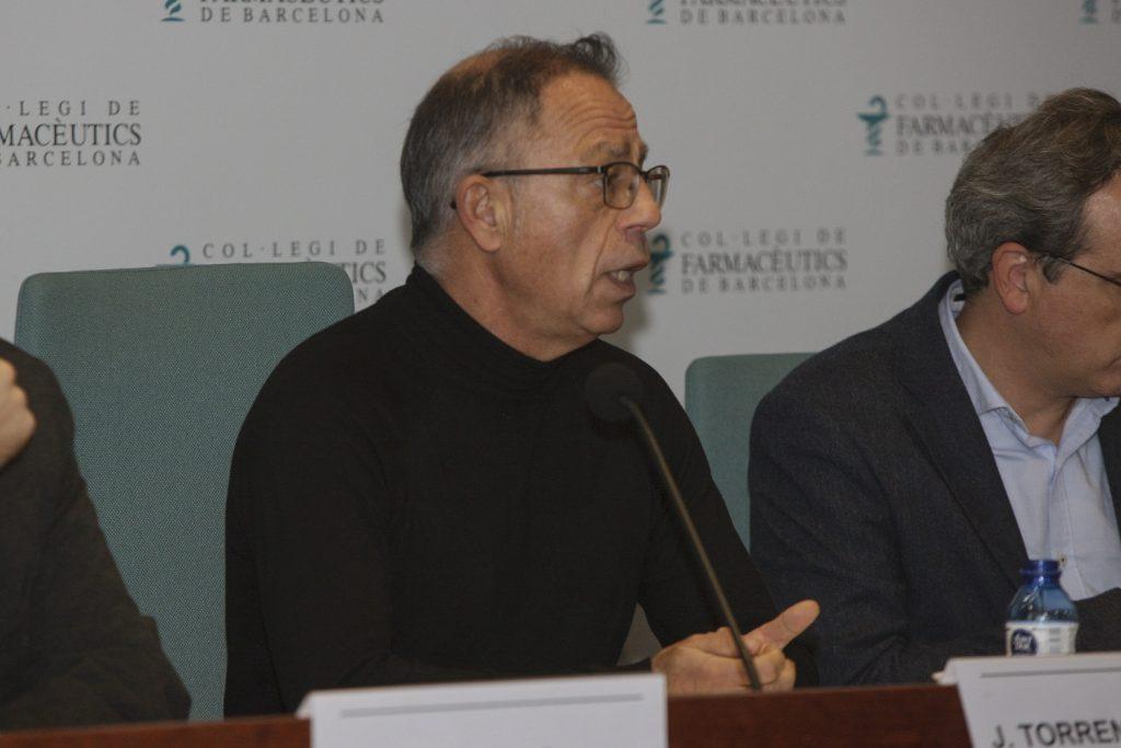 Josep Torrent-Farnell, responsable de l'Àrea del Medicament del CatSalut.