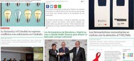 Desembre: #Infarmainnova i la implicació del COFB a La Marató de TV3, temes més destacats als mitjans