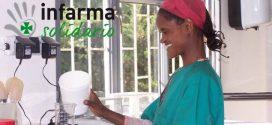 Infarma Solidari recaptarà fons per dotar de més recursos el servei de Farmàcia de l'Hospital de Gambo d'Etiòpia