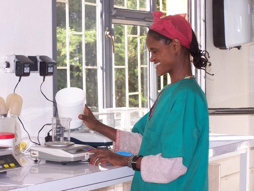 La Fundació El Alto treballa en la millora de les condicions sanitàries de diversos hospitals de l'Àfrica.