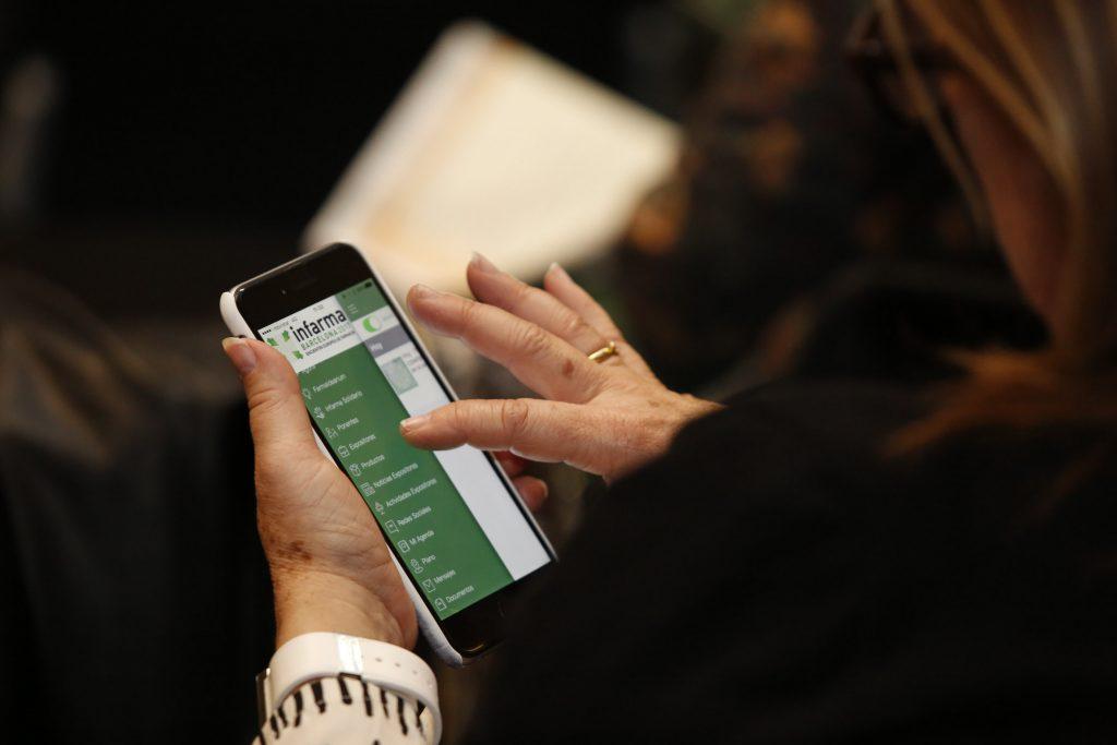 A les Aules s'abordaran temes d'actualitat, com l'ús medicinal del cànnabis, la recertificació o la importància de registrar dades pel que fa als serveis professionals.