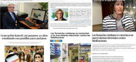 Febrer: Infarma i la posada en marxa del SEVeM, temes més destacats als mitjans