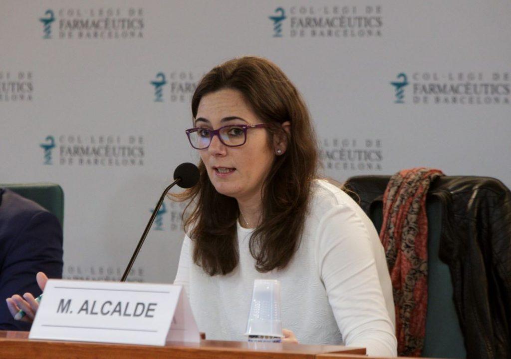 Marta Alcalde, vocal de Dermofarmàcia i Productes Sanitaris del Col·legi de Farmacèutics de Barcelona, autora d'aquest article