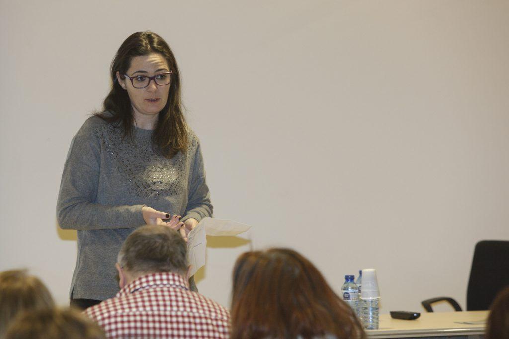 Marta Alcalde, vocal de Dermofarmàcia i Productes Sanitaris del COFB.
